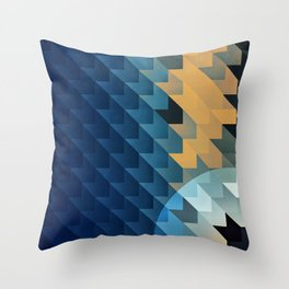 shwwt dwwn Throw Pillow