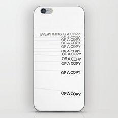 COPY iPhone Skin