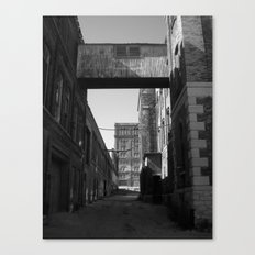 Old Pabst Brewery Canvas Print