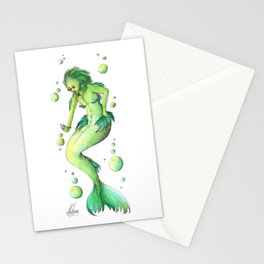 Mermaid 28 Stationery Cards