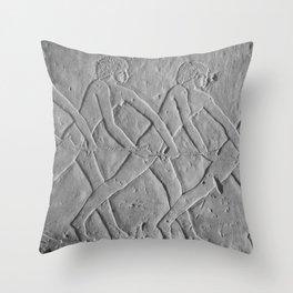 Like an Egyptian Throw Pillow