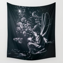 Little fairy Wall Tapestry