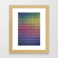 ycebyx Framed Art Print