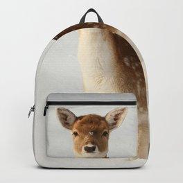 Winter's Beauty Backpack