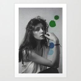 Bundenko collage Art Print