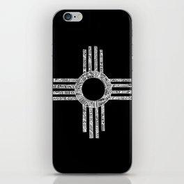 Sacred Zia iPhone Skin