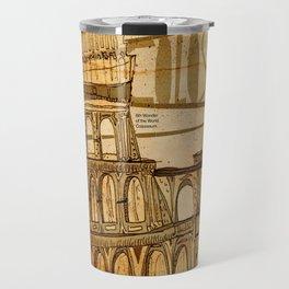 Colosseum  Travel Mug