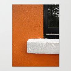 Window Seat Canvas Print