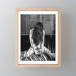 asc 864 - La prise de guerre (A toast to victory) Framed Mini Art Print