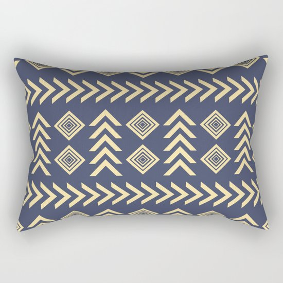 Ethnic pattern Rectangular Pillow
