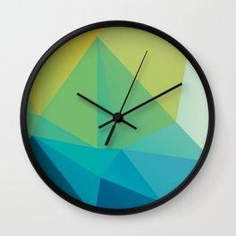 Darkocean No.1 Wall Clock