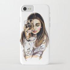 Wednesday Slim Case iPhone 7