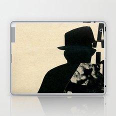 Mystery Man Laptop & iPad Skin