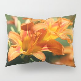 Day Lily Dance Pillow Sham