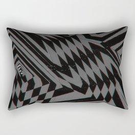 Cosmic Patch Rectangular Pillow