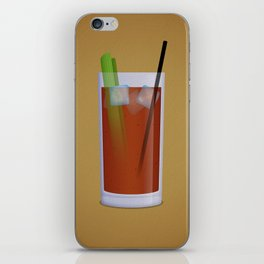 Bloody Mary iPhone Skin