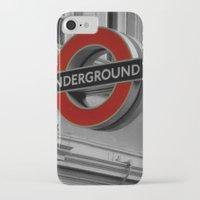 velvet underground iPhone & iPod Cases featuring Underground by itsthezoe