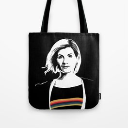 The Thirteenth Doctor Tote Bag