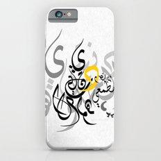 Arabic love iPhone 6s Slim Case