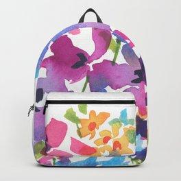 Fancy Florets Backpack