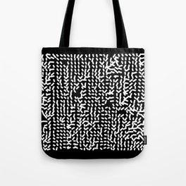 Line N°8 Tote Bag