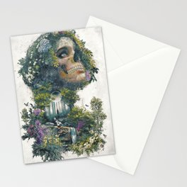Between Life and Death Stationery Cards