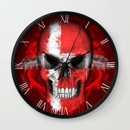 To The Core Collection: Denmark Wall Clock