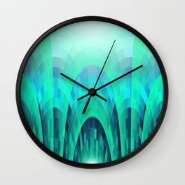 The Great Reef Wall Clock