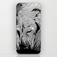 the hound iPhone & iPod Skins featuring Hound by hardy mayes