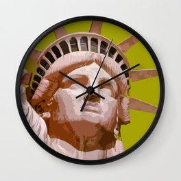 Liberty_2015_0409 Wall Clock