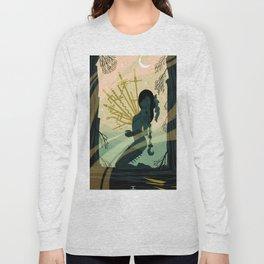 10 of Swords Long Sleeve T-shirt