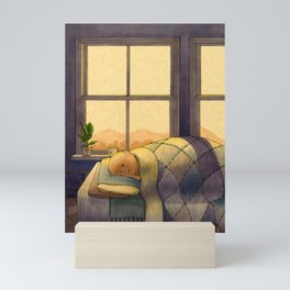 Nap Mini Art Print