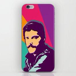 Queen - Freddie M iPhone Skin