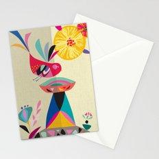 Bird Bath Stationery Cards