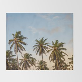 California Summer Throw Blanket