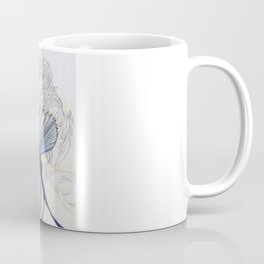 Madame Blue Coffee Mug