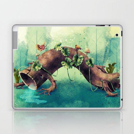 Forest Creature Laptop & iPad Skin