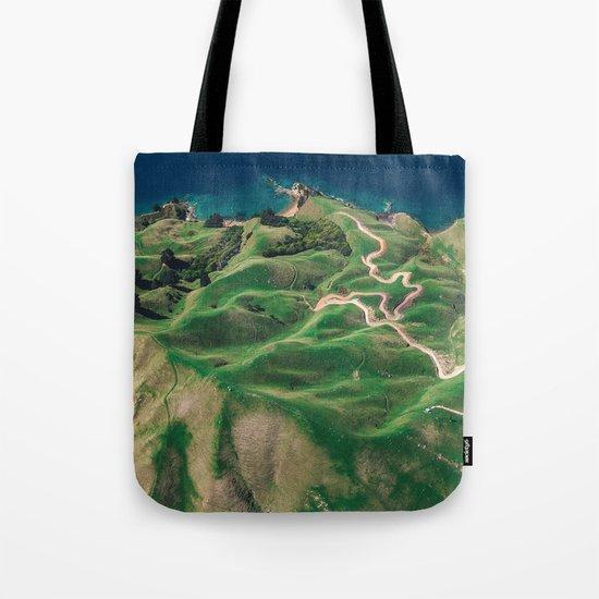 green mountain 4 Tote Bag