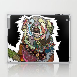 Golden Retriever Laptop & iPad Skin