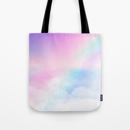 Pretty Rainbow Tote Bag
