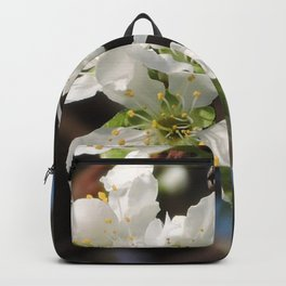 Plum Blossoms Backpack