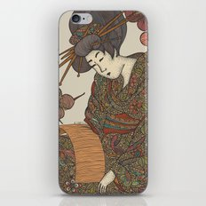 Masamiosa iPhone & iPod Skin