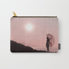 ANGEL - PINK Carry-All Pouch
