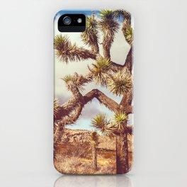 Joshua Yucca iPhone Case