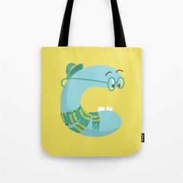 letter C Tote Bag