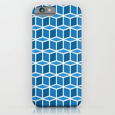 Blue Boxes Slim Case iPhone 6s
