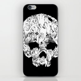 Shirt of the Dead iPhone Skin