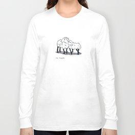 Ma Biquette Long Sleeve T-shirt