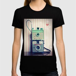 Vintage Camera Love: Imperial Cameras United T-shirt