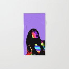 Rainbow Jacket Hand & Bath Towel